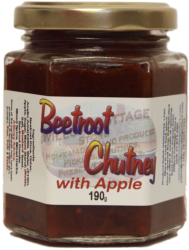 Beetroot Chutney with Apple  | 190g