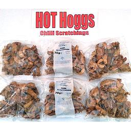[HHH001] Habanero Hot Hoggs - Bakers Multipack | 13 x 70g